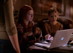 Buffy the Vampire Slayer 07x04 : Help- Seriesaddict